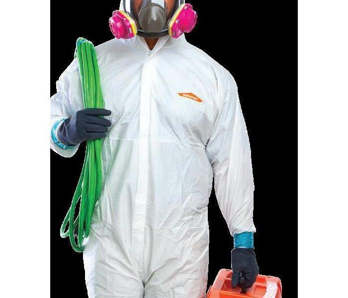 Protective Equipment When Treating For Mold