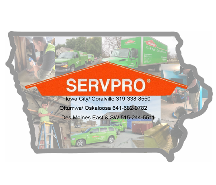 Community SERVPRO of Des Moines SW is your statewide Large Loss Response Team